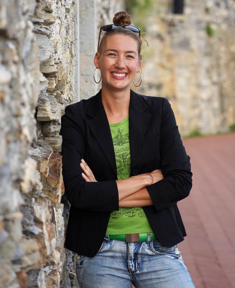 Stefanie Schöler - Rituale in Seminaren einsetzen