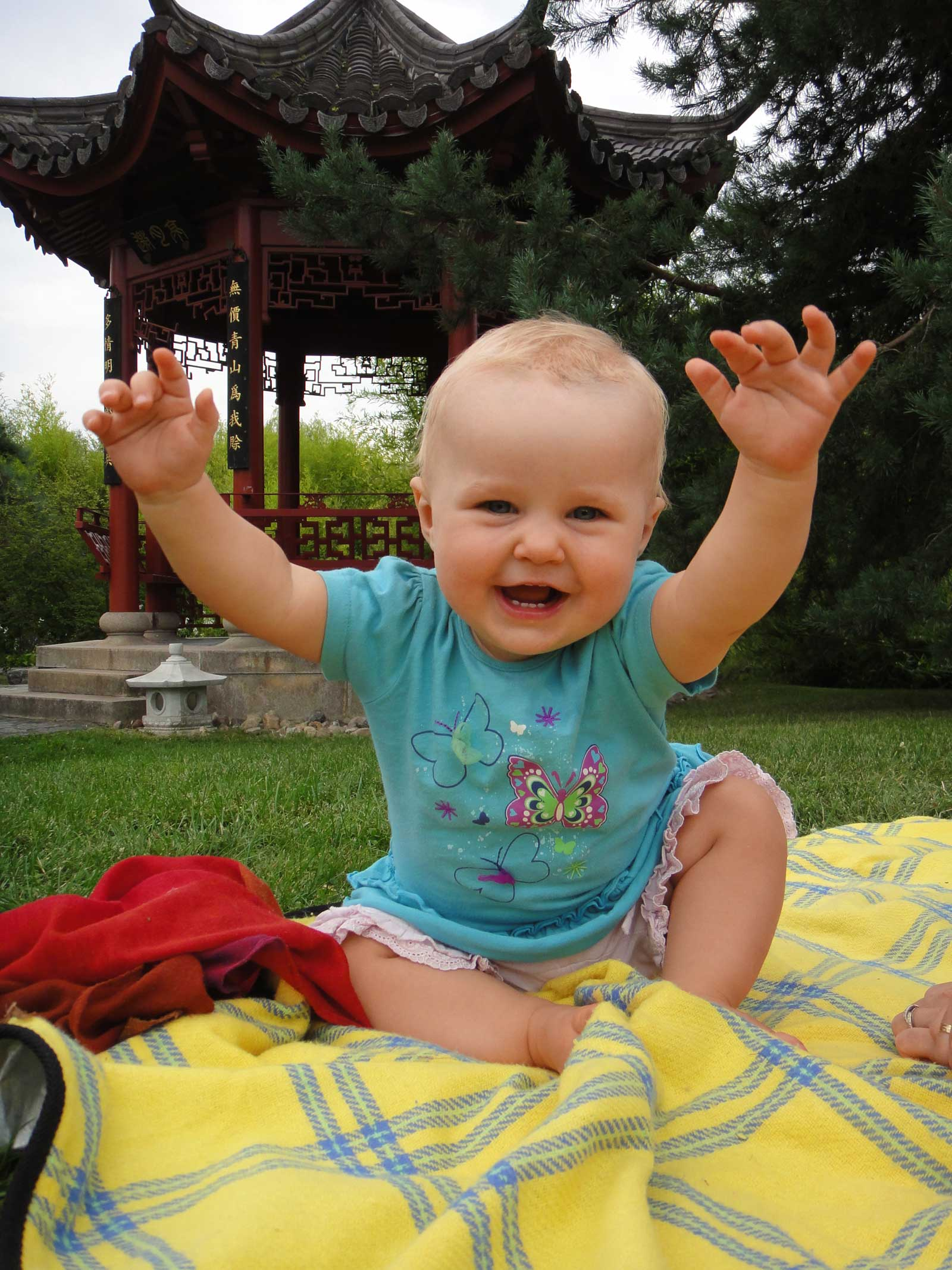 Beseelte Momente - Taufkind Segensfeier