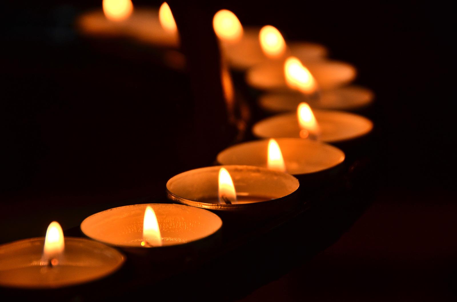 Besselte Momente - Rituale mit Kerzen